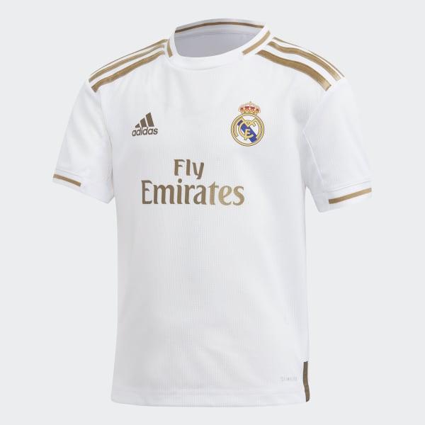 Real Madrid Home Mini Kit