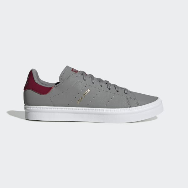 adidas STAN SMITH VULC - Grey | adidas UK