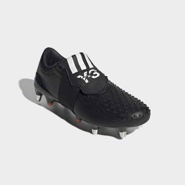 adidas Y-3 Predator Boots - Black
