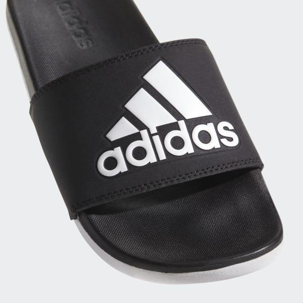 1ae5ca003704b adidas Adilette Comfort Slides - Black | adidas US