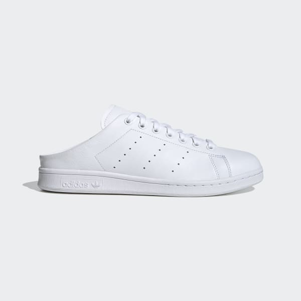 oleada empujoncito Frustración  adidas Stan Smith Slip-on Shoes - White | adidas US