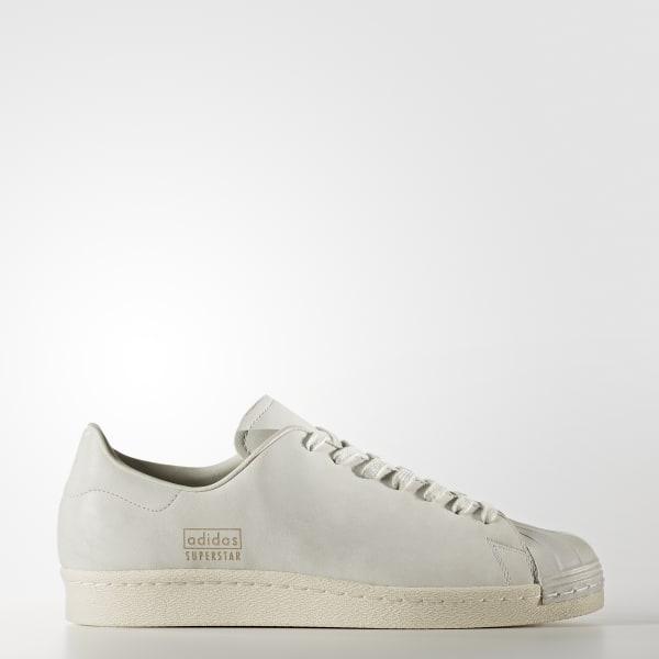 adidas Men's Superstar 80s Clean Shoes