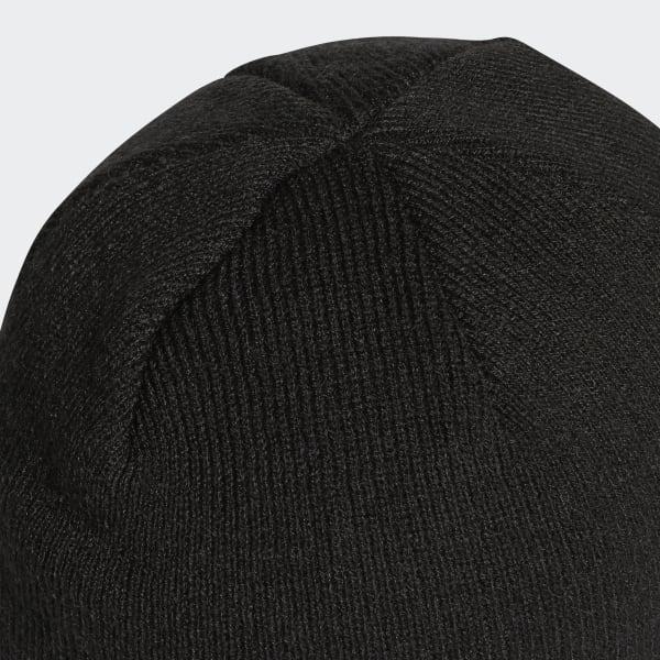 df23c59aaea adidas Trefoil Beanie - Black