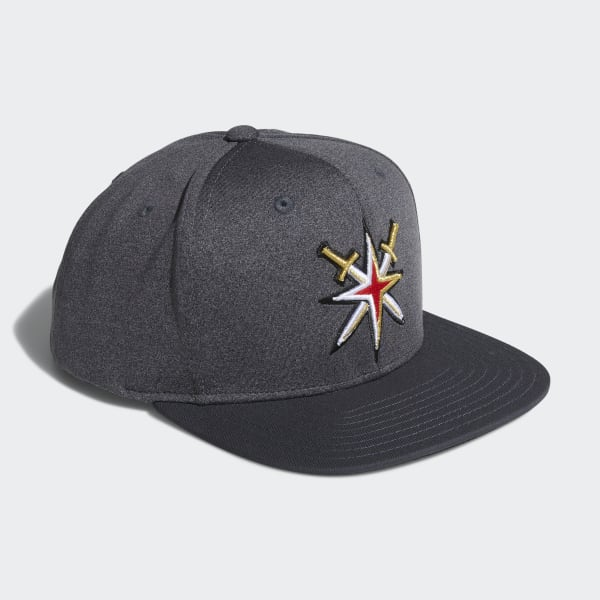 Golden Knights Snapback Heathered Grey Hat