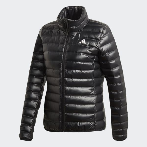 adidas Frauen Varilite Jacket Daunenjacke black BQ1982