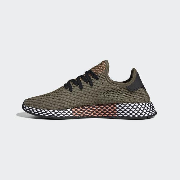adidas Deerupt Runner Shoes - Green