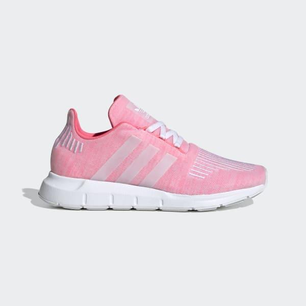 adidas Swift Run Shoes - Red   adidas US