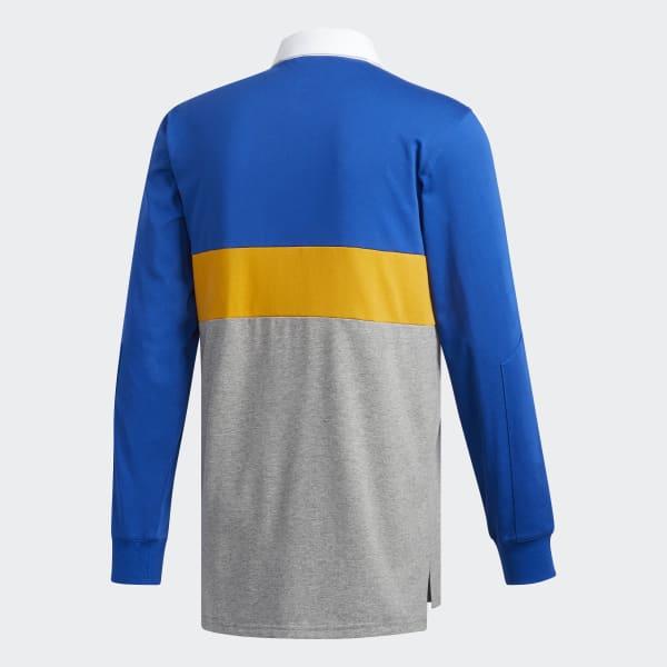 adidas Heritage Polo Shirt Blue | adidas New Zealand