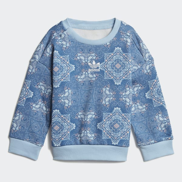Culture Clash Crewneck Sweatshirt Set