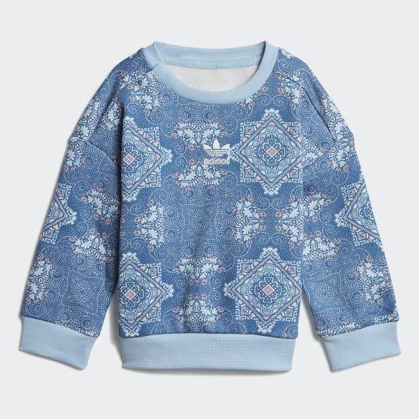 Culture Clash Sweatshirt-Set