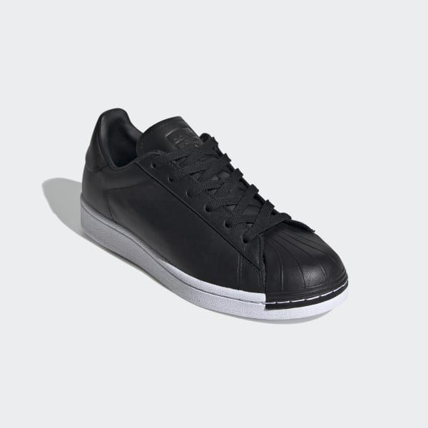 adidas superstar pure black