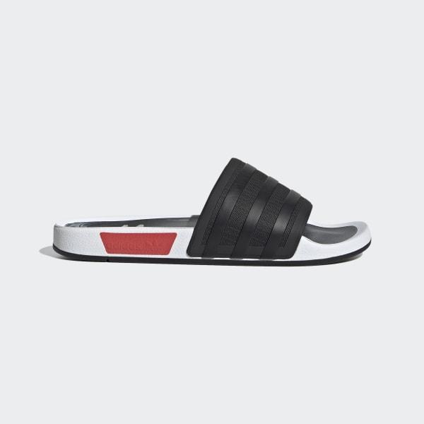 adidas Adilette Premium Slides - Black