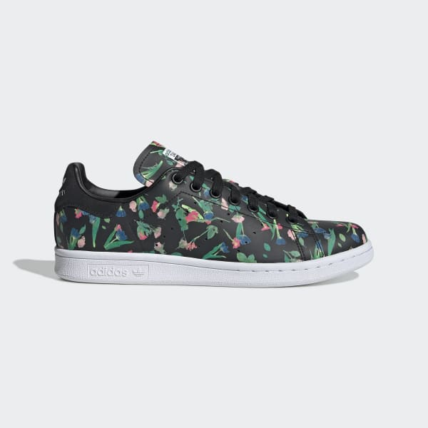 Stan Smith Floral Print Shoes | adidas