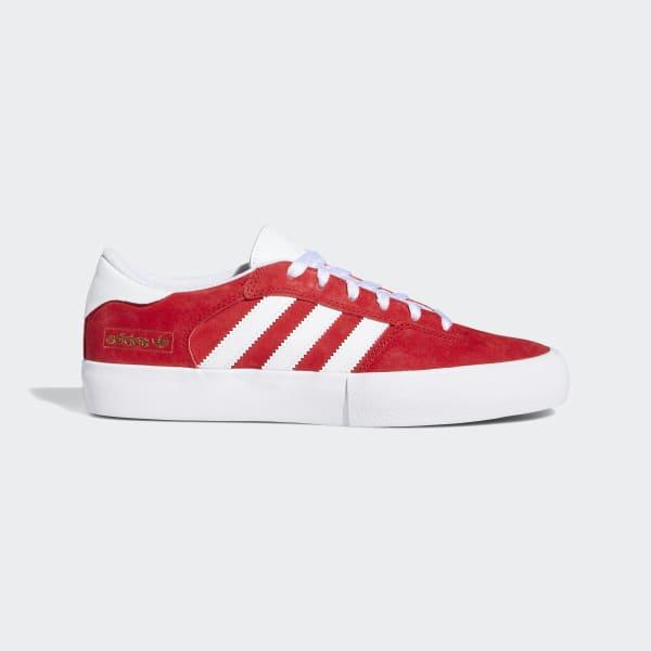Conquistador Gigante lento  adidas Matchbreak Super Shoes - Red | adidas US