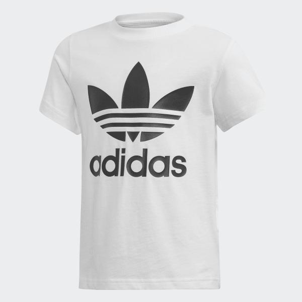 adidas Trefoil Shorts und T Shirt Set Schwarz | adidas Deutschland