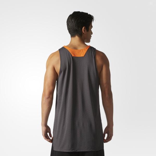 1aea1549f1 Regata Dupla Face adidas Basketball League - Preto adidas