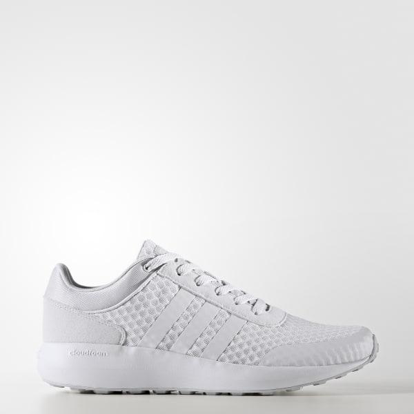adidas Cloudfoam Race Shoes - Grey