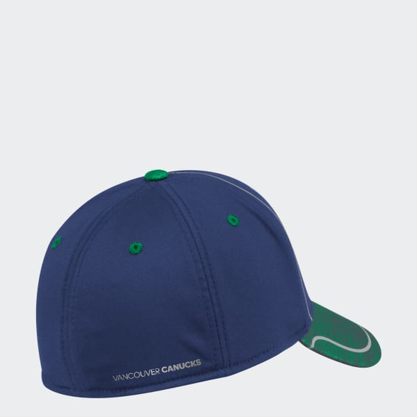 Canucks Flex Draft Hat