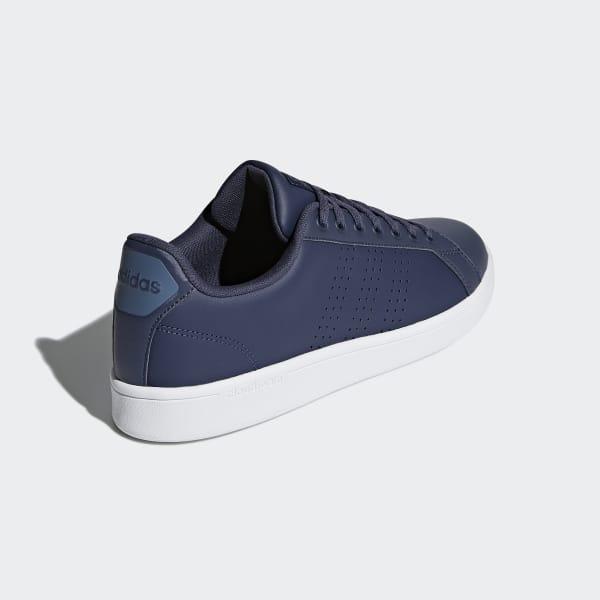 adidas Cloudfoam Advantage Clean Schoenen Blauw | adidas Officiële Shop