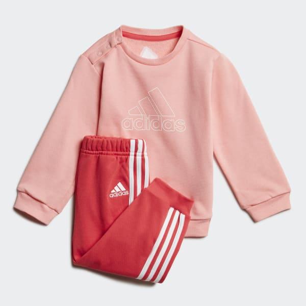 adidas Спортивный костюм Must Haves - розовый | adidas Россия