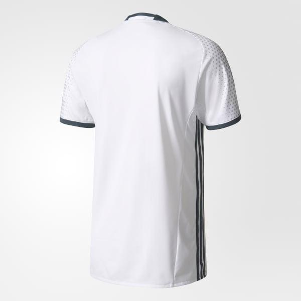 795d69bc97bd3 adidas de la tercera camiseta del Manchester United FC. - Blanco ...