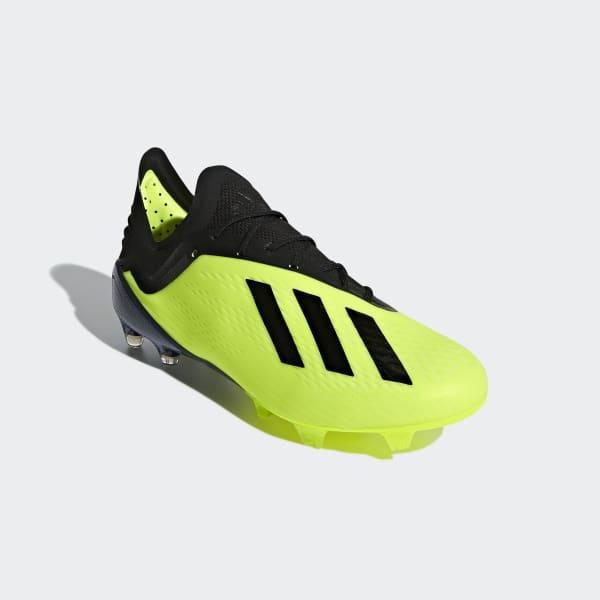 Calzado de Fútbol X 18.1+ Terreno Firme