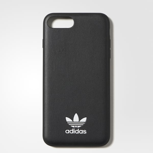 official photos dac34 16e5e adidas Basic Logo Case iPhone 8+ - Black | adidas US