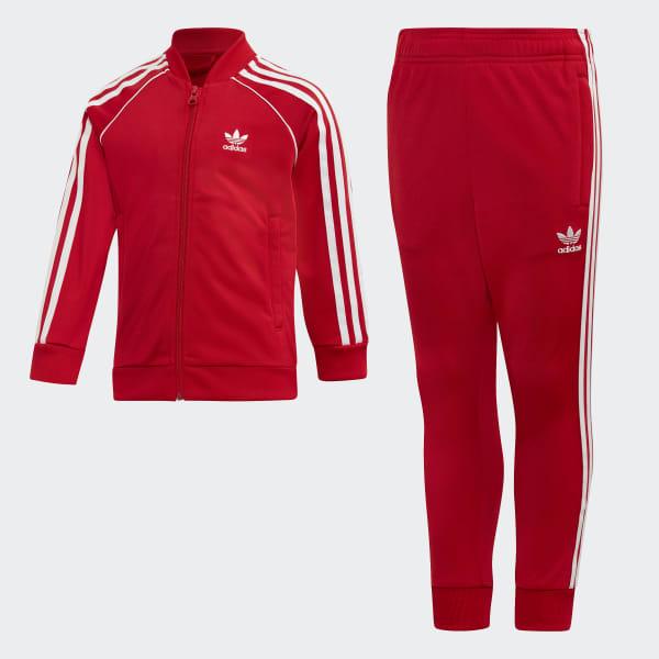 Menu Tricher Monotone Chandal Adidas Mujer Rojo Capbretontriathlon Com
