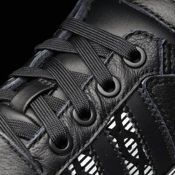 the latest 45356 f86ae adidas Calzado Forum Low - Negro   adidas Mexico