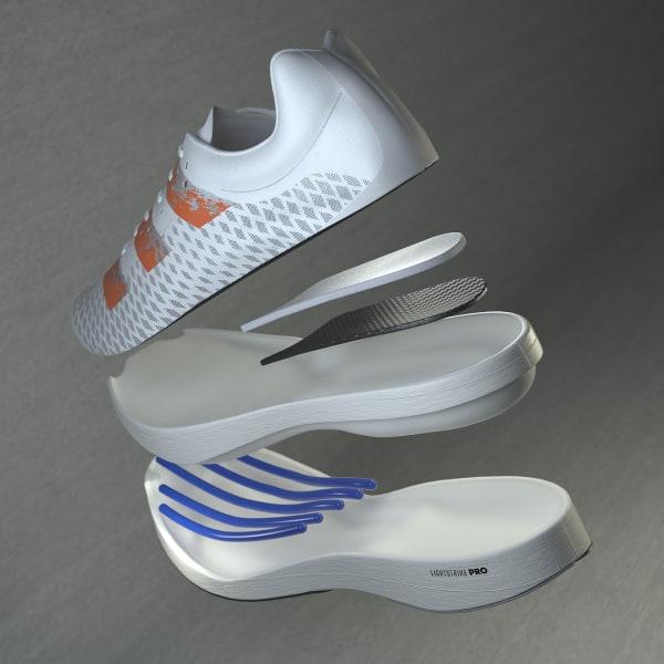 adidas Adizero Adios Pro Running Shoes - White   adidas US