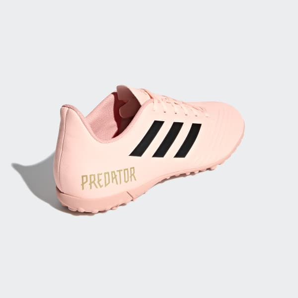 Zapatos de Fútbol Predator Tango 18.4 Césped Artificial Naranjo adidas | adidas Chile