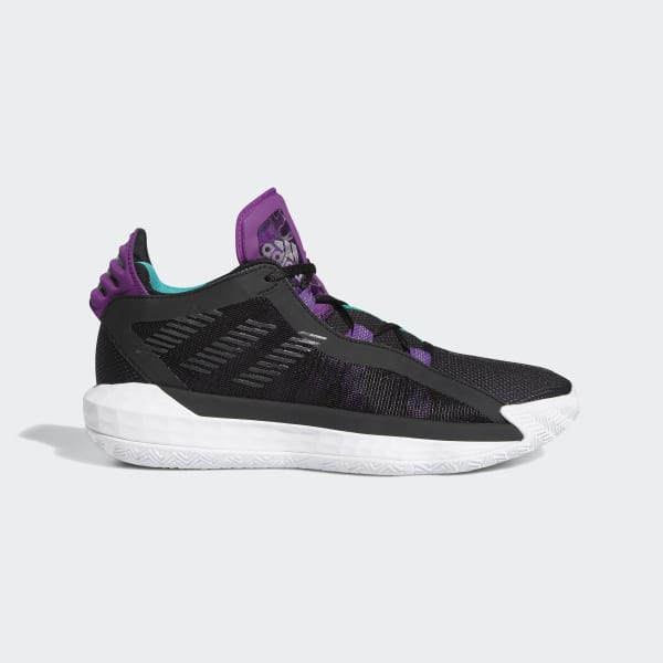 adidas Dame 6 Shoes - Black | adidas US