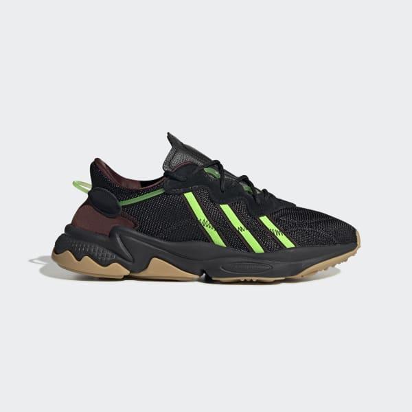 adidas Pusha T Ozweego - Black | adidas