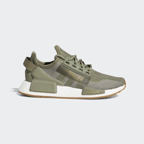 adidas NMD_R1 V2 Shoes - Green | adidas US