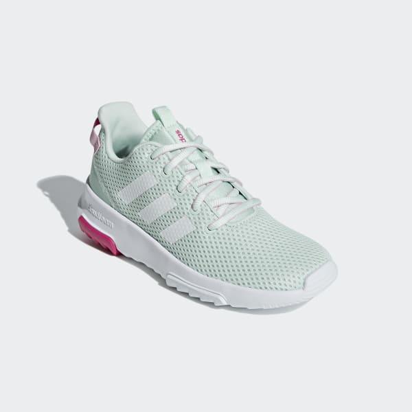 adidas Cloudfoam Racer TR Shoes - Green | adidas US