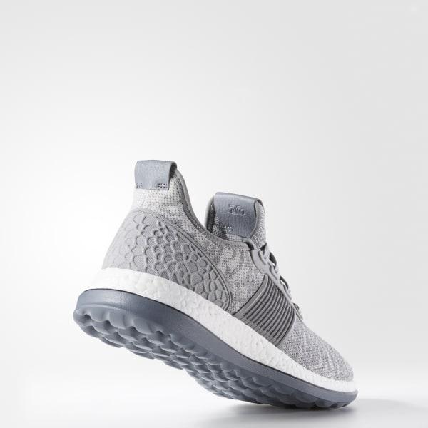 157a89fbd923 adidas Men s Pure Boost ZG Shoes - Grey