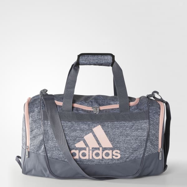 0a2e83f894f0 adidas Defender Duffel Bag Small - Grey