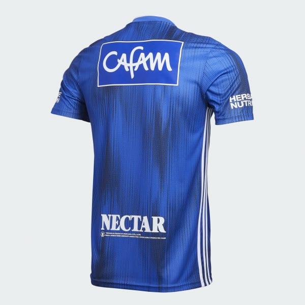 a09c83775619f adidas Camiseta de fútbol Millonarios FC Local 2019 - Azul