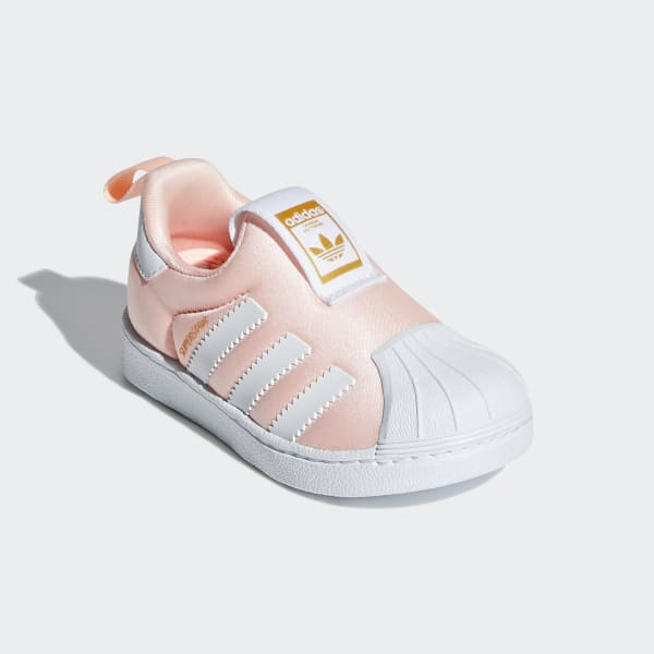 adidas Obuv Superstar 360 - růžová  64e234e7583