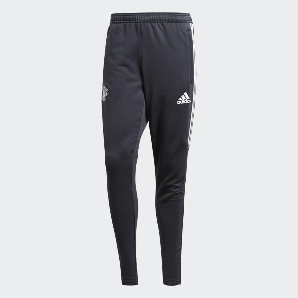 Murmullo testimonio Colonial  adidas Pantalón de FÚTBOL Manchester United - Gris | adidas Argentina
