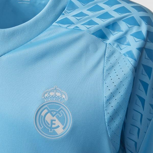 941596e017ff8 adidas Camiseta de arquero Real Madrid Home - Azul