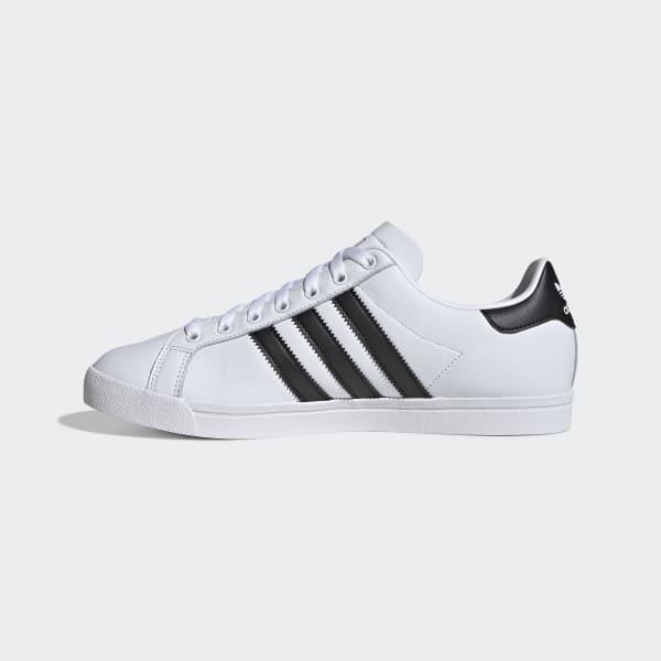 Contratación Rebelión Rascacielos  adidas Coast Star Shoes - White | adidas US