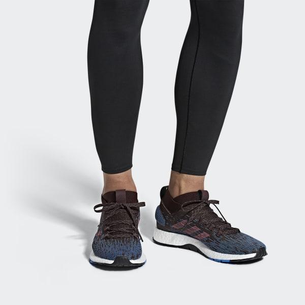 adidas Pureboost RBL Shoes - Burgundy
