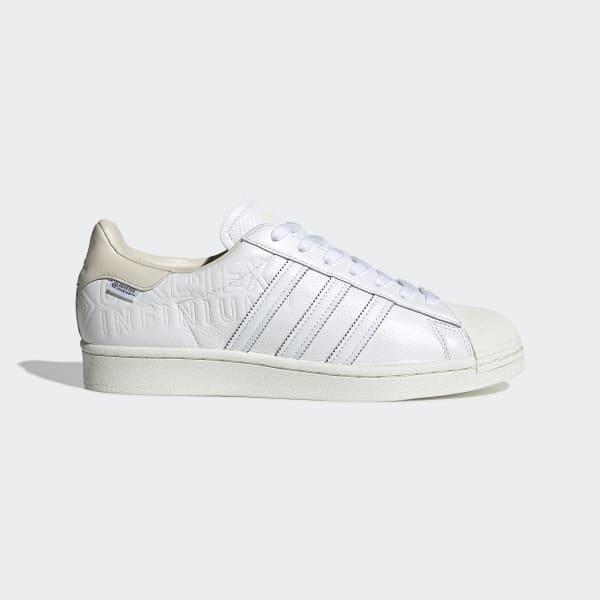 luz de sol puntada izquierda  adidas Superstar 50 GORE-TEX Shoes - White | adidas Canada