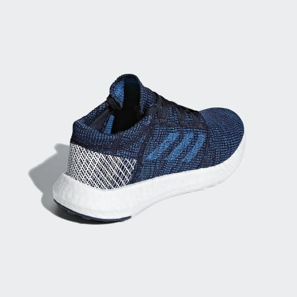 a583b7c0ea83e adidas PureBOOST GO J - Blue