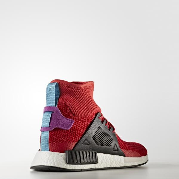 adidas Obuv NMD XR1 Winter - červená  be649efd862