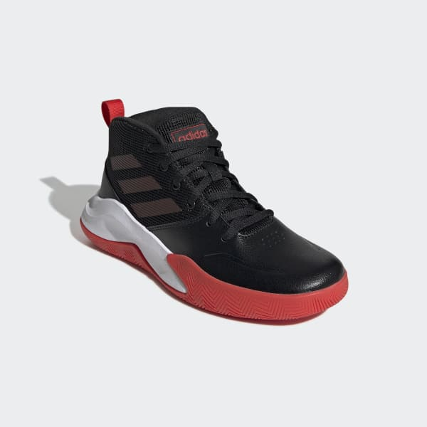 Adidas Ownthegame Wide Shoes Black Adidas Us