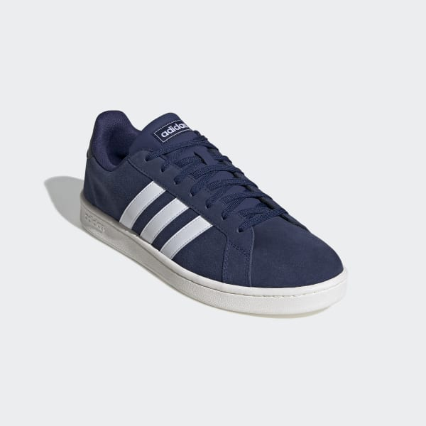 adidas court bleu