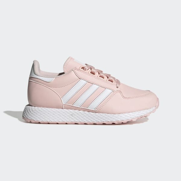 De vez en cuando Roble Al frente  adidas Forest Grove Shoes - Pink | adidas Switzerland