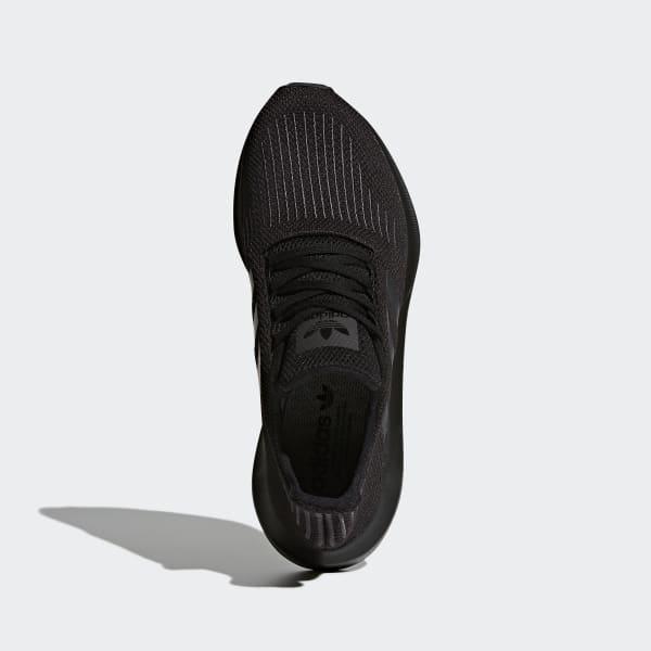new style 42346 8dfed adidas Swift Run Shoes - Black  adidas UK